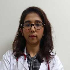 Dr. Shubha Bhalla(Consultant- Rheumatology)