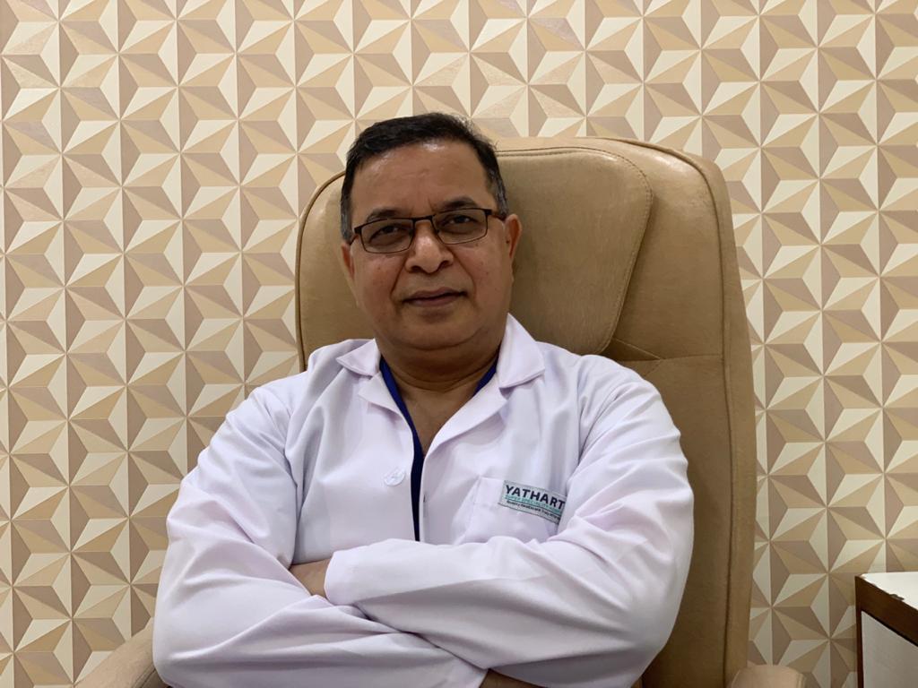 Dr. Ajay Chauhan